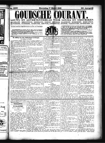 Goudsche Courant 1926-03-17