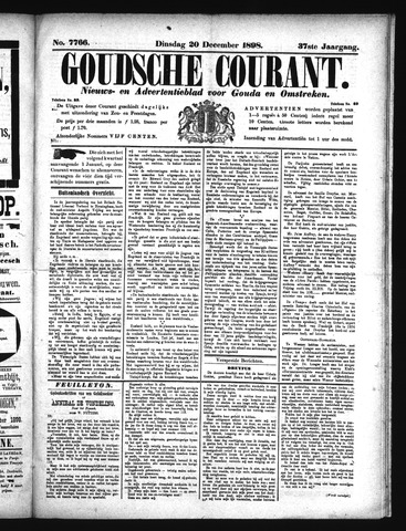 Goudsche Courant 1898-12-20