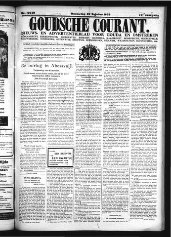 Goudsche Courant 1935-10-30