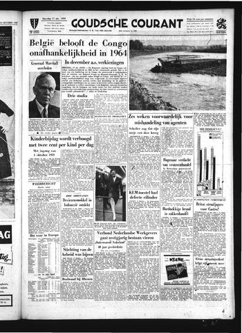 Goudsche Courant 1959-10-17