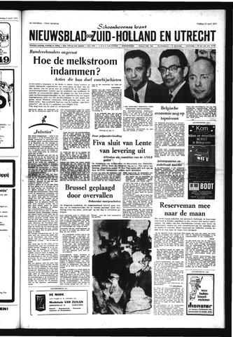 Schoonhovensche Courant 1970-04-10