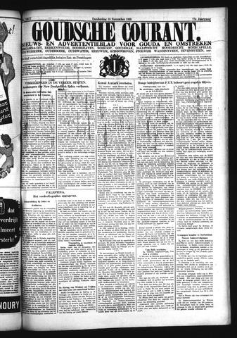 Goudsche Courant 1938-11-10