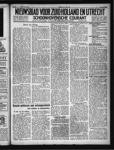 Schoonhovensche Courant 1940-07-17