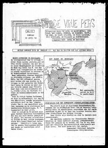 De Vrije Pers 1945-04-24