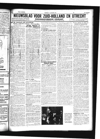 Schoonhovensche Courant 1942-11-11