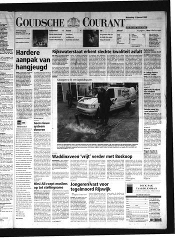 Goudsche Courant 2005-01-19