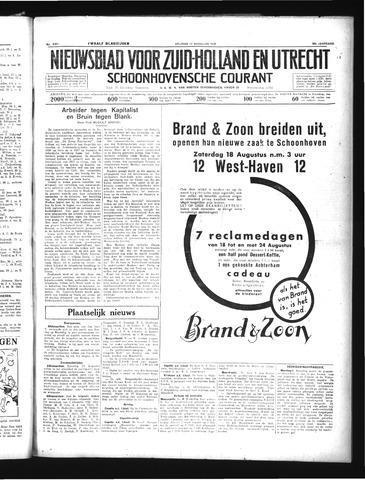 Schoonhovensche Courant 1934-08-17