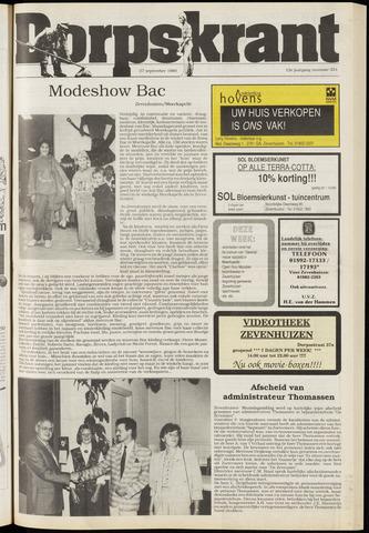 Dorpskrant 1989-09-27