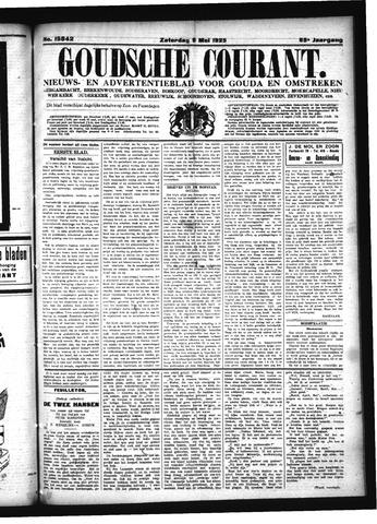 Goudsche Courant 1925-05-09