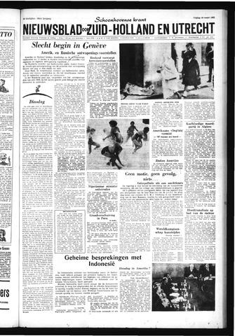 Schoonhovensche Courant 1962-03-16