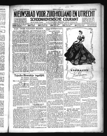 Schoonhovensche Courant 1939-03-17