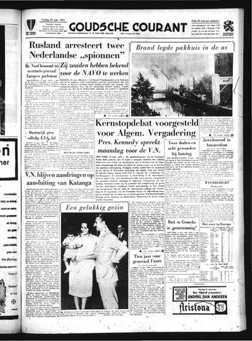 Goudsche Courant 1961-09-22