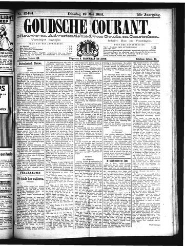 Goudsche Courant 1914-05-19
