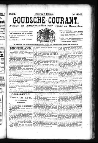 Goudsche Courant 1892-12-08