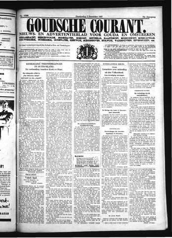 Goudsche Courant 1937-12-09