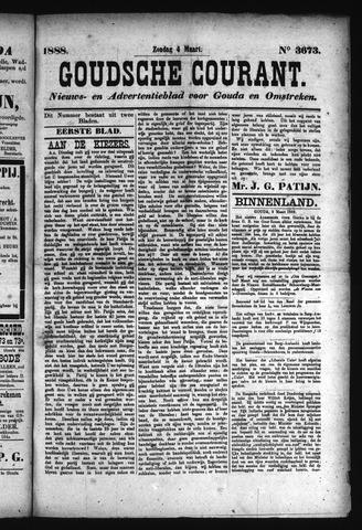 Goudsche Courant 1888-03-04