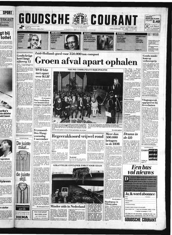 Goudsche Courant 1989-10-24