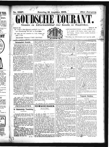 Goudsche Courant 1909-08-21