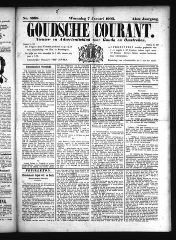 Goudsche Courant 1903-01-07