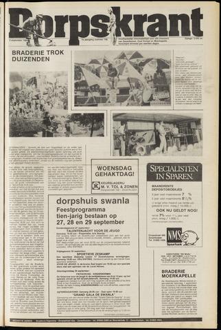 Dorpskrant 1984-09-05