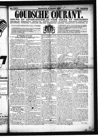 Goudsche Courant 1930-01-16