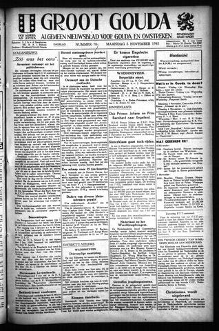 Groot Gouda 1945-11-05