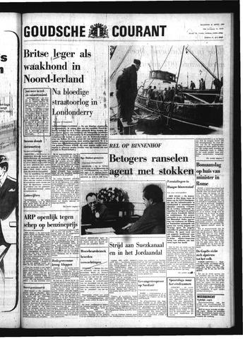 Goudsche Courant 1969-04-21