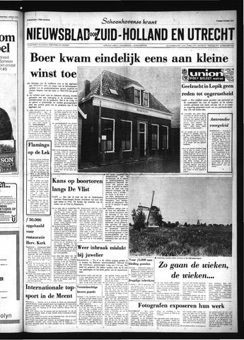 Schoonhovensche Courant 1973-10-05
