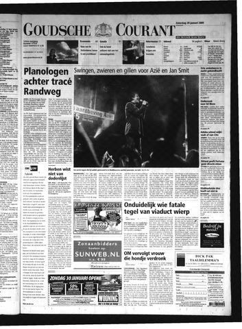 Goudsche Courant 2005-01-29