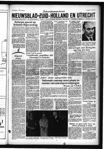Schoonhovensche Courant 1964-07-10