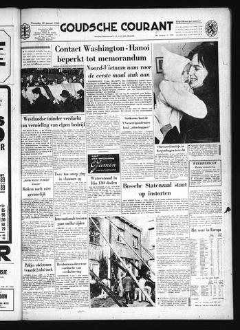 Goudsche Courant 1966-01-12