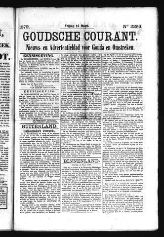 Goudsche Courant 1879-03-14