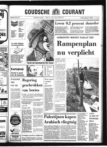 Goudsche Courant 1977-07-09