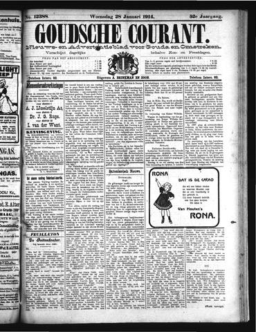 Goudsche Courant 1914-01-28
