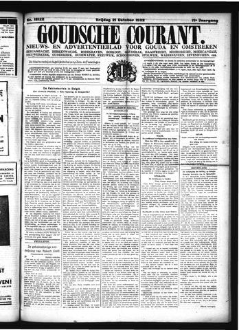 Goudsche Courant 1932-10-21