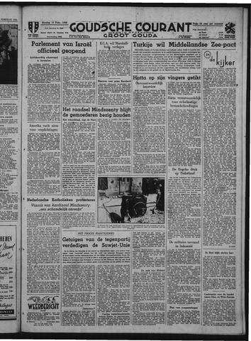 Goudsche Courant 1949-02-15