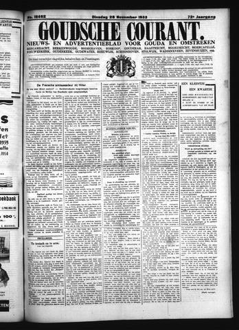 Goudsche Courant 1933-11-28