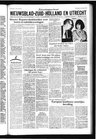 Schoonhovensche Courant 1964-11-18
