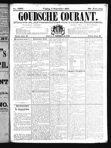 Goudsche Courant 1911-09-01