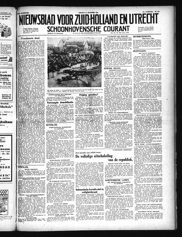 Schoonhovensche Courant 1948-12-17