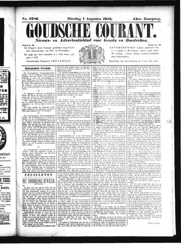 Goudsche Courant 1905-08-01
