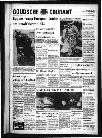 Goudsche Courant 1967-11-01