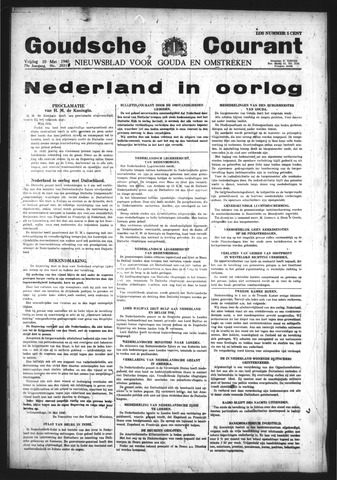 Goudsche Courant 1940-05-10