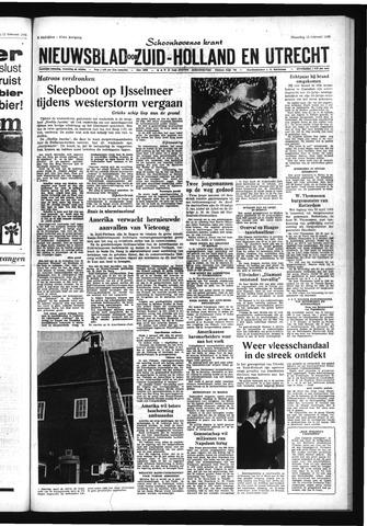 Schoonhovensche Courant 1965-02-15