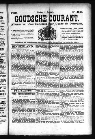Goudsche Courant 1890-02-11