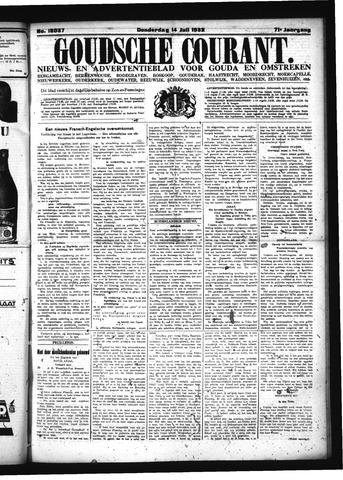 Goudsche Courant 1932-07-14