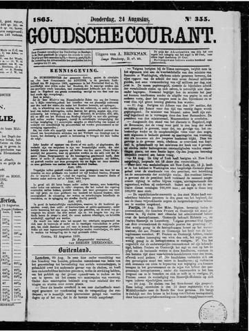 Goudsche Courant 1865-08-24
