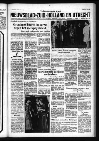 Schoonhovensche Courant 1968-05-17