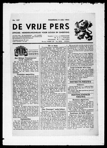 De Vrije Pers 1945-07-02