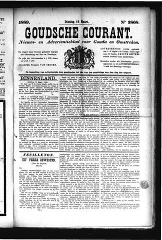 Goudsche Courant 1889-03-19